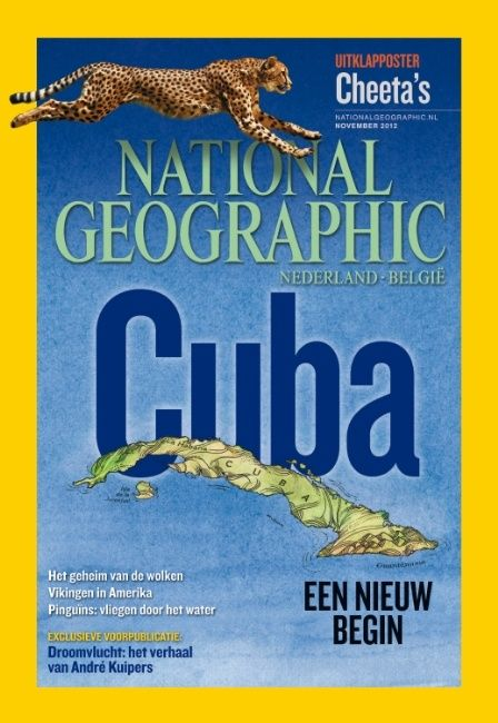 National Geographic wint award beste tablet magazine