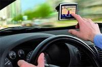 Navigatie bedienen tijdens rijden strafbaar