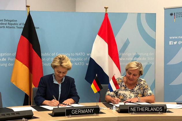 Duits en Nederlands leger bouwen gezamenlijk digitaal communicatiesysteem