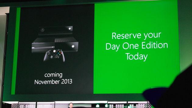 Nederland krijgt de Xbox One pas in 2014