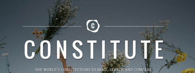 """Nederlandse grondwet ontbreekt bij nieuwste online tool """"Constitutions"""""""