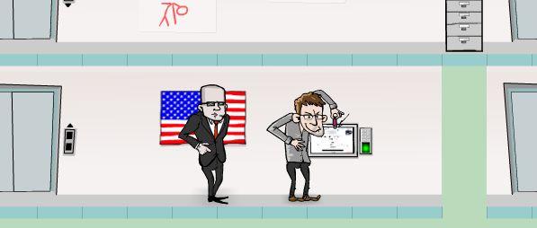 Nederlandse 'Snowden Game' blijkt internationaal succes