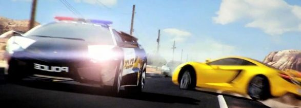 Need for Speed Hot Pursuit hands-on: guess who's back?