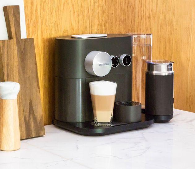 Nespresso Expert&milk machine_sfeer2