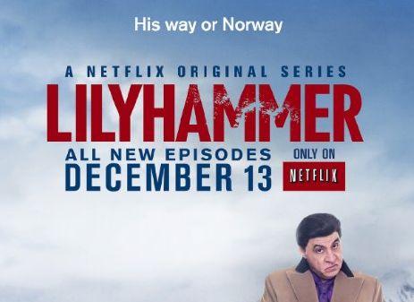 Netflix komt met 3e seizoen Lilyhammer