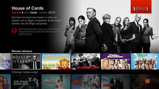 Netflix komt met geheel vernieuwde televisiebeleving