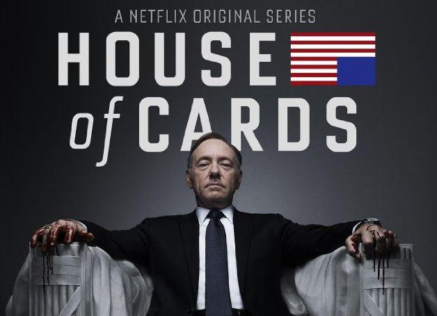 Netflix wint eerste Emmy award met 'House of Cards'