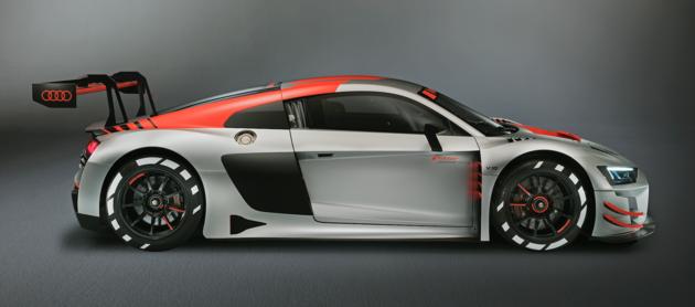 New Audi R8 LMS GT3