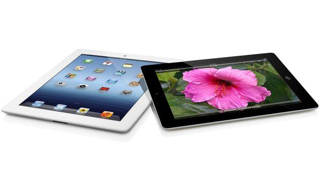 New iPad laadt volgens Apple gewoon normaal op