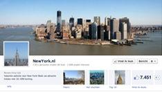 NewYork.nl wint Facebook Community Award