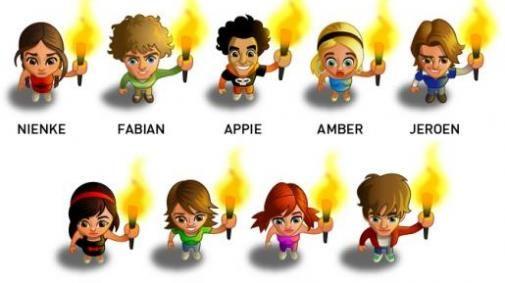 Nickelodeon lanceert nieuwe Anubis game ism Rabobank
