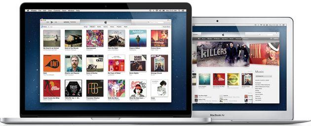 Nieuw iTunes record: 25 miljard nummers gedownload