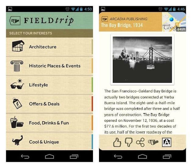 Nieuwe app Google neemt je mee op reis door de wereld