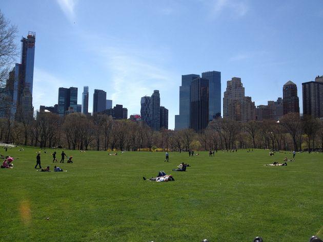 Nieuwe beelden van New York in Google Maps