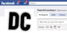 Nieuwe DC Facebook Fanpage