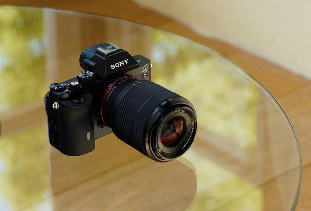Nieuwe full frame camera's en lenzen voor Sony