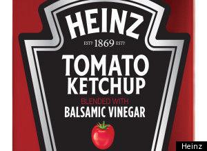 Nieuwe Heinz Ketchup: Facebook only
