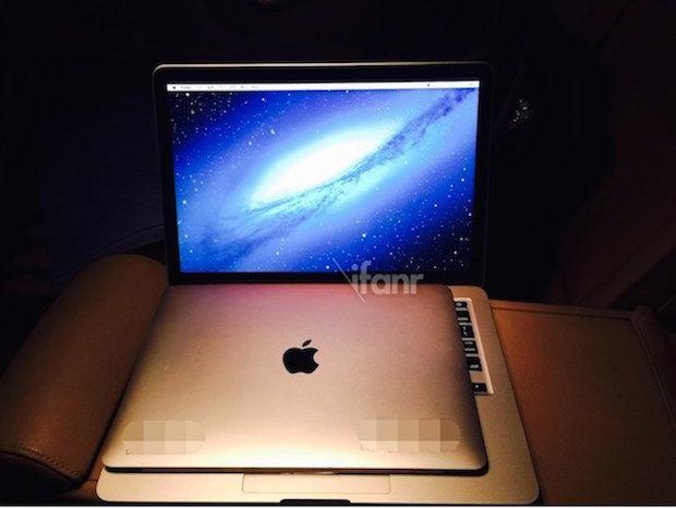 nieuwe macbook met 13-inch