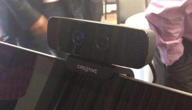 Nieuwe samenwerking tussen Intel en Creative leidt tot Senz3D-camera