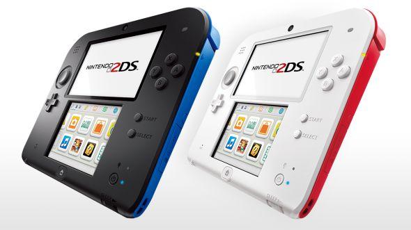 Nintendo brengt 2DS uit en iedereen is in de war