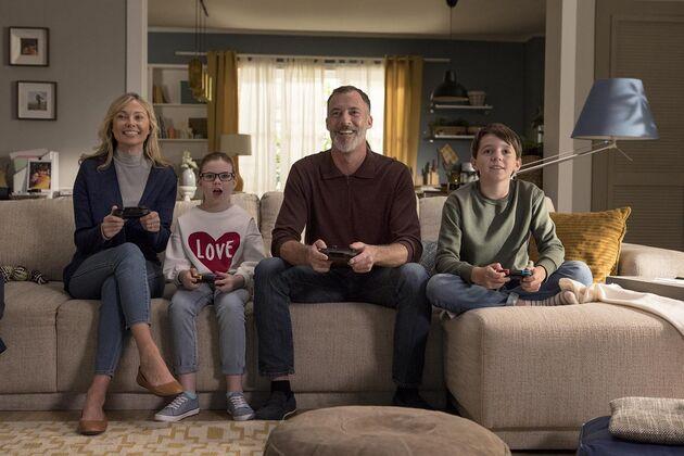Nintendo-hele-gezin