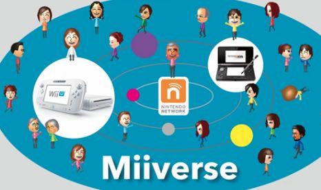 Nintendo maakt eindelijk de stap naar online: Miiverse