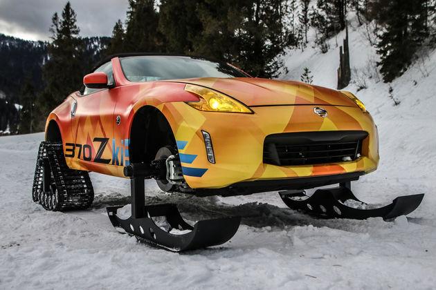 Nissan 370Zki  04