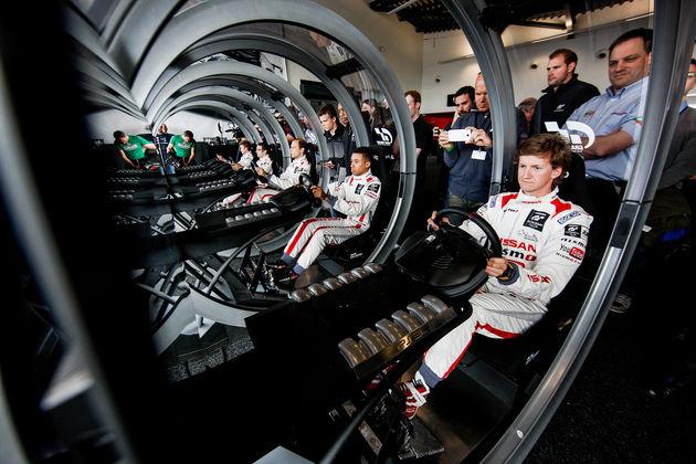 Nissan GT Academy: Ruim 28 duizend Nederlandse kandidaten