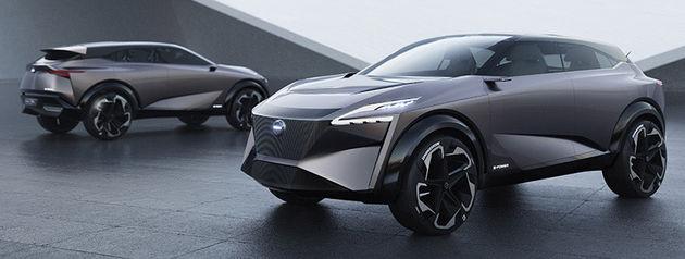 Nissan-IMQ-Concept-car