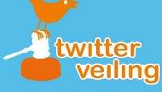 Nog 4 uur bieden op de Twitterveiling
