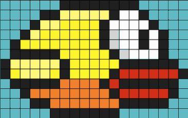 Nog één keer: Flappy Bird [infographic]