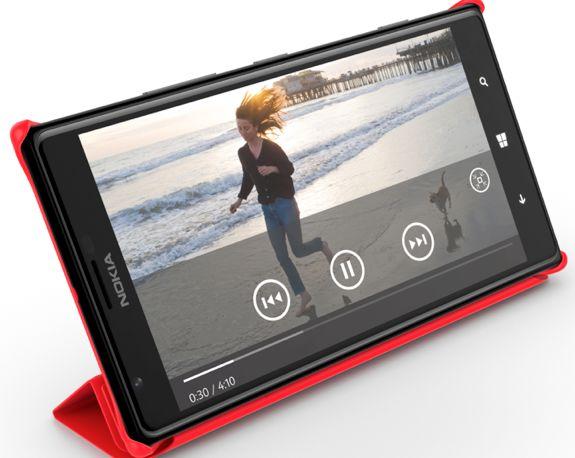 Nokia Lumia 1520 eind januari 2014 in Nederland