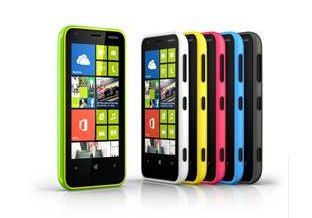 Nokia Lumia 620 volgende maand beschikbaar