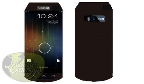 Nokia stapt met de Tukeva 500 op de Android trein