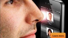 NoseDial for iPhone : vooral voor dragers van handschoenen