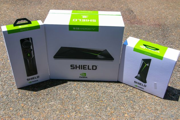 Nvidia-Shield-Android-TV-packages
