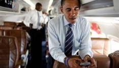 Obama moet zijn Blackberry inleveren