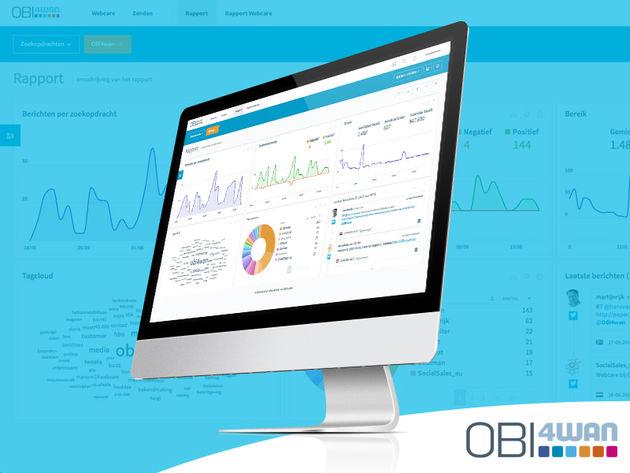 OBI4wan is jarig en viert dit met nieuwe interface!