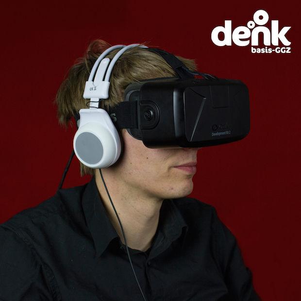 Oculus rift therapie