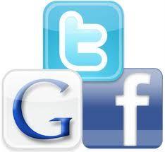 Omzet Google, Facebook en Twitter verschuift snel naar mobiel