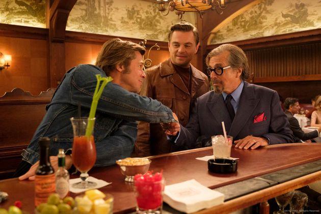 Leonardo DiCaprio en Brad Pitt schitteren in Once Upon a Time in… Hollywood