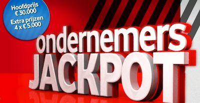 'Ondernemers Jackpot' voor slimme ondernemers