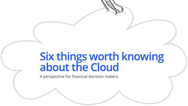 Onderzoek vraagt CFO's naar bekendheid, adoptie, voordelen en invloed van de cloud