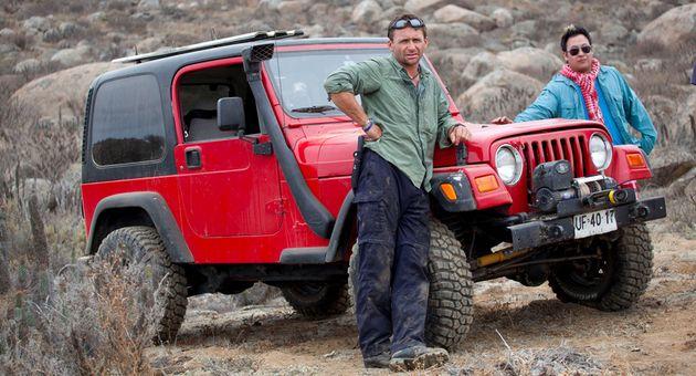 One Car Too Far, Survivalexpert en autofanaat met de auto in onherbergzame gebieden