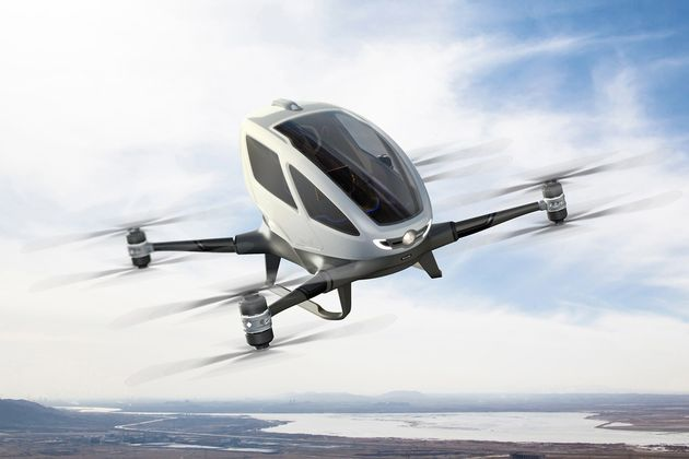 one-seater-drone