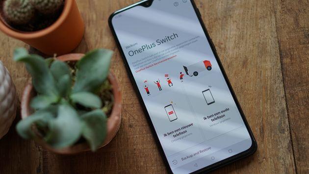 OnePlus 6T OnePlus Switch