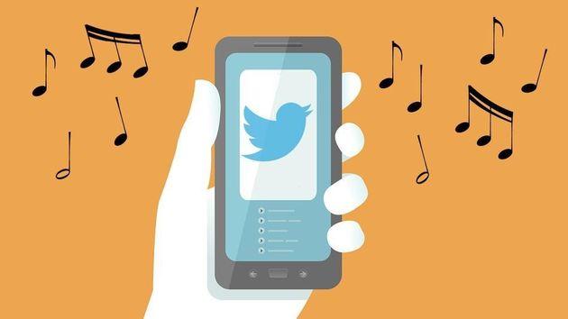 Ontdek de muziek van je volgers met Twitterapp #Music
