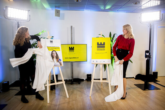 Onthulling-campagnebeeld-Intellectueel-Eigendom-de-kroon-op-je-werk-c-Patrick-van-Katwijk