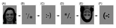Onze hersenen leren smileys als gezichten te zien