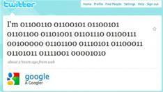 Ook Google op Twitter